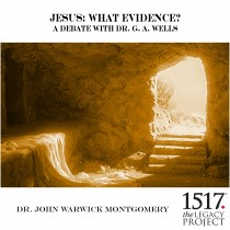 Jesus: What Evidence?