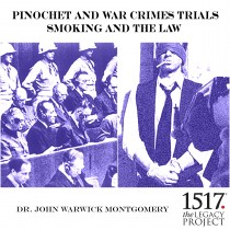 Pinochet And War Crimes Trials; Smoking And The Law