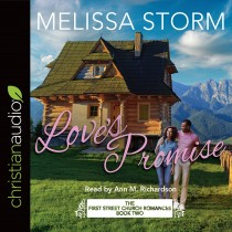 Love's Promise (The First Street Church Romances, Book #2)