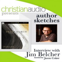 Author Sketches: Interview with Jim Belcher