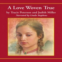 A Love Woven True (Lights of Lowell Series, Book #2)