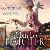 A Vote of Confidence (The Sisters of Bethlehem Springs, Book #1)