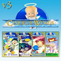 Cherub Wings #3: Episodes 9-12