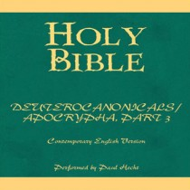 CEV: Deuterocanonicals / Apocrypha Part 3 Volume 20