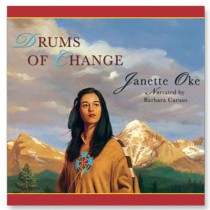 Drums of Change (Women of the West Series, Book #12)