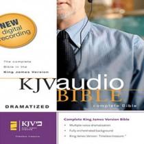 KJV New Testament Dramatized Audio