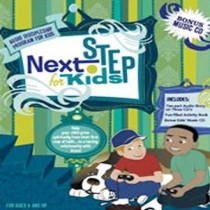 Next Step for Kids: Audio Discipleship Program for Kids