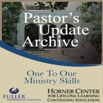 Pastor's Update: 5033 - One to One Ministry Skills
