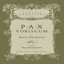 PAX VOBISCUM: Peace be with You