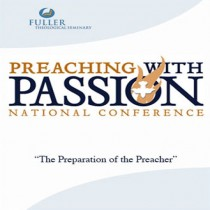 The Preparation of the Preacher