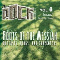 Kidz Rock AudioBible v4: Jesus Family Tree - Roots of the Messia