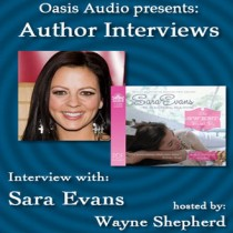 Author Interview with Sara Evans