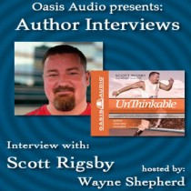 Author Interview with Scott Rigsby