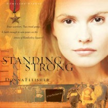 Standing Strong (Homeland Heroes Series, Book #4)