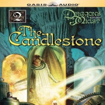 The Candlestone (Dragons in Our Midst, Book #2)