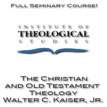 The Christian and Old Testament Theology