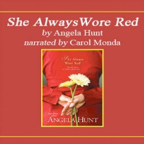 She Always Wore Red (The Fairlawn Series, Book #2)