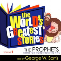 The World's Greatest Stories NIV V1: The Prophets