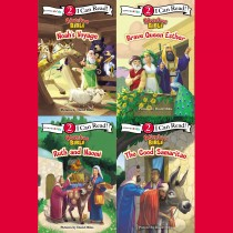 Adventure Bible I Can Read Collection (I Can Read! / Adventure Bible)