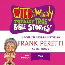 Wild & Wacky Totally True Bible Stories (Mr. Henry's Wild & Wacky Bible Stories)