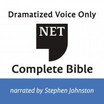 Audio Bible - New English Translation, NET: Complete Bible