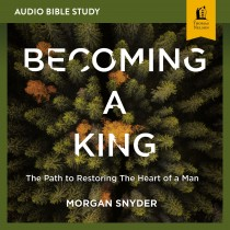 Becoming a King (Audio Bible Studies)