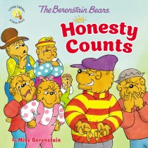 The Berenstain Bears Honesty Counts (Berenstain Bears/Living Lights: A Faith Story)