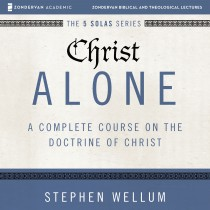 Christ Alone: Audio Lectures (Zondervan Biblical and Theological Lectures)