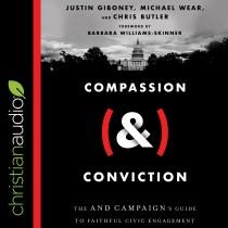 Compassion (&) Conviction