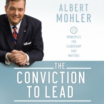 The Conviction to Lead