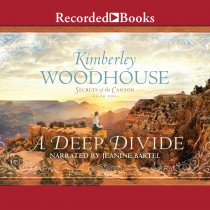 A Deep Divide (Secrets of the Canyon, Book #1)