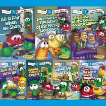 Detective Bob and Larry I Can Read Collection (I Can Read! / Big Idea Books / VeggieTales)