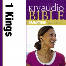 Dramatized Audio Bible - King James Version, KJV: (10) 1 Kings
