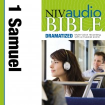 Dramatized Audio Bible - New International Version, NIV: (08) 1 Samuel
