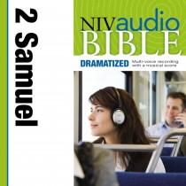 Dramatized Audio Bible - New International Version, NIV: (09) 2 Samuel