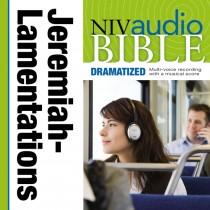 Dramatized Audio Bible - New International Version, NIV: (22) Jeremiah and Lamentations