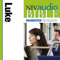 Dramatized Audio Bible - New International Version, NIV: (31) Luke