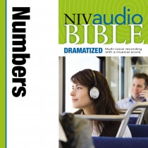 Dramatized Audio Bible - New International Version, NIV: (04) Numbers