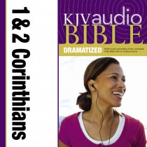 Dramatized Audio Bible - King James Version, KJV: (35) 1 and 2 Corinthians