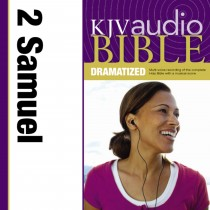 Dramatized Audio Bible - King James Version, KJV: (09) 2 Samuel