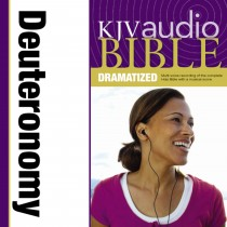 Dramatized Audio Bible - King James Version, KJV: (05) Deuteronomy