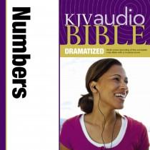 Dramatized Audio Bible - King James Version, KJV: (04) Numbers