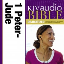 Dramatized Audio Bible - King James Version, KJV: (39) 1 and 2 Peter; 1, 2, and 3 John; and Jude