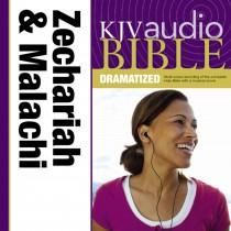Dramatized Audio Bible - King James Version, KJV: (28) Zechariah and Malachi