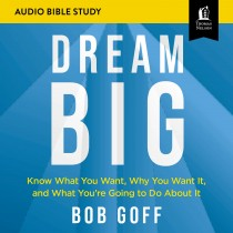 Dream Big (Audio Bible Studies)