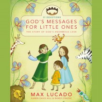 God's Messages for Little Ones (31 Devotions) (The Story)