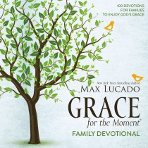 Grace for the Moment Family Devotional