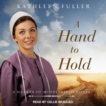 A Hand to Hold (Hearts of Middlefield, Book #3)