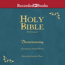 Holy Bible Deuteronomy Volume 5