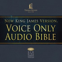 Voice Only Audio Bible - New King James Version, NKJV (Narrated by Bob Souer): (22) Hosea, Joel, Amos, Obadiah, Jonah, and Micah